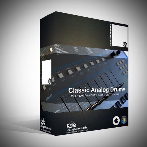 Classic Analog Drums