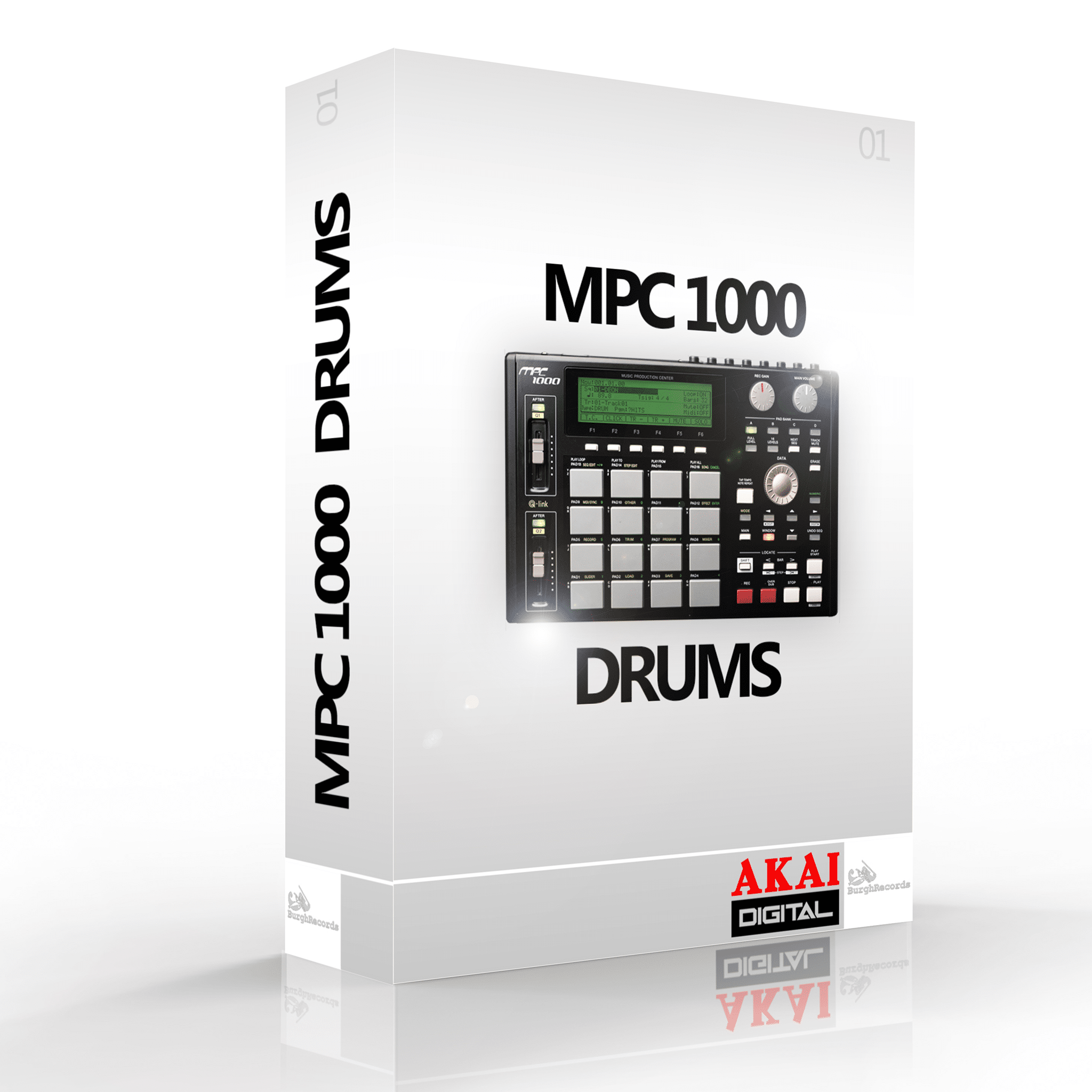 MPC 1000 DRUMS