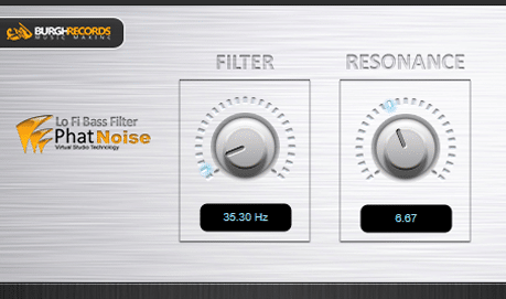 LoFi Bass Filter plugin vst gratuit