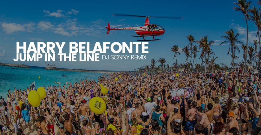 Harry Belafonte - Jump In The Line (Remix)