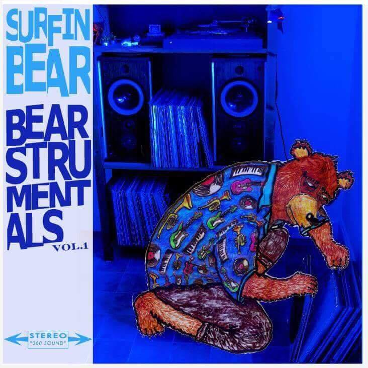 Surfin' Bear