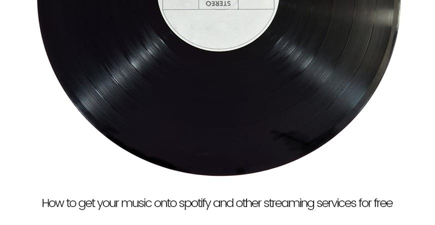 How to get your music onto spotify