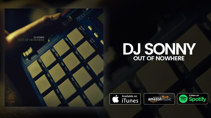 DJ Sonny - Out Of Nowhere