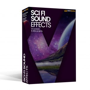 Out Of This World Futuristic Sci-Fi Sound Effects